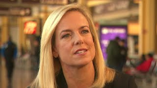 DHS chief Kirstjen Nielsen on Trump