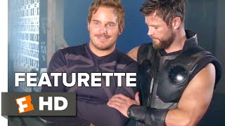 Avengers: Infinity War Featurette - Family (2018) | Movieclips Coming Soon