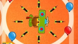 CHIMPS Mode But A Random Generator Chooses My Towers (Bloons
