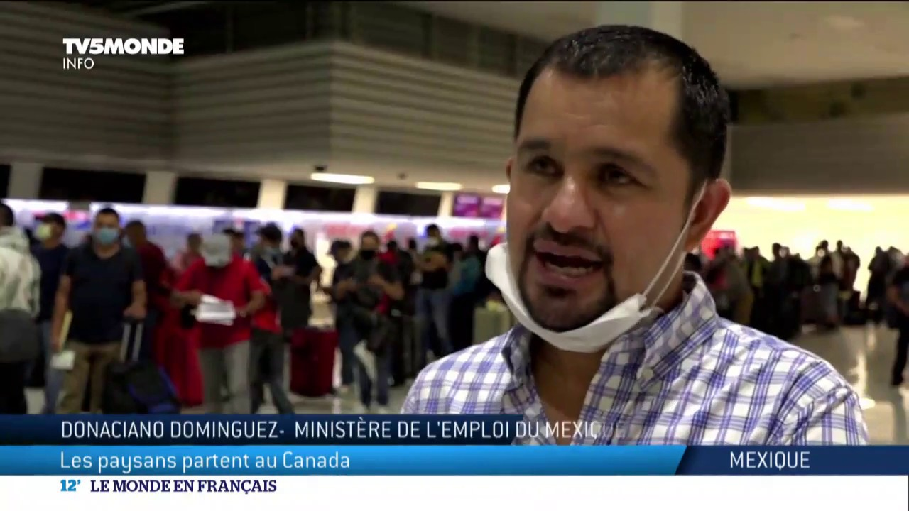 L'actualité internationale du mercredi 13 mai 2020 - TV5MONDE