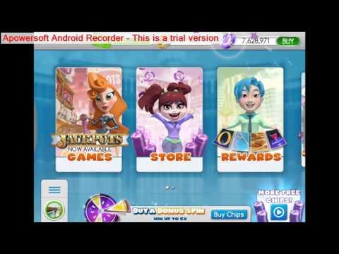 MyVegas Slots (Android) app (intro theme)