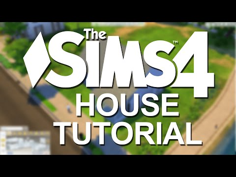 The Sims 4 - Tutorial: Building A Starter House