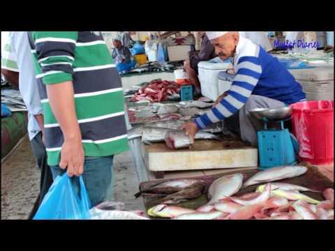 Muttrah Fish Market Oman Muscat