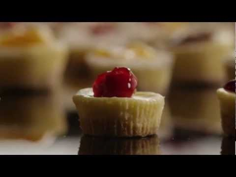 How to Make Mini Cheesecakes | Allrecipes.com