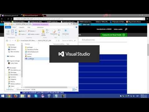 Descargar e Instalar Visual Studio 2013 ultimate
