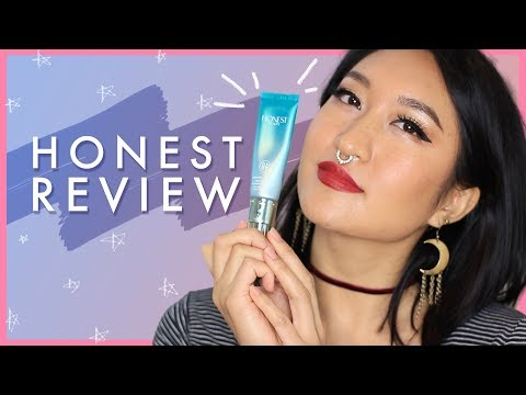 Honest Beauty Anti Aging Serum Review | 1ST IMPRESSION