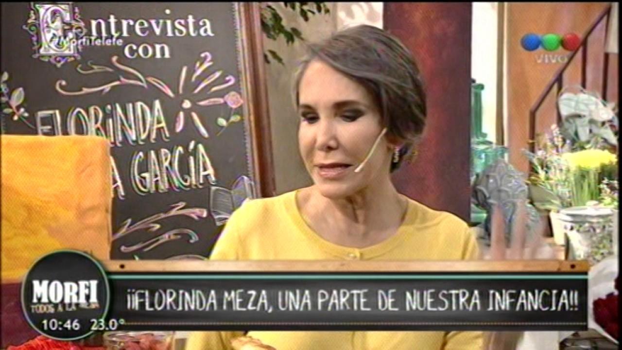 Entrevista en Morfi con Doña Florinda