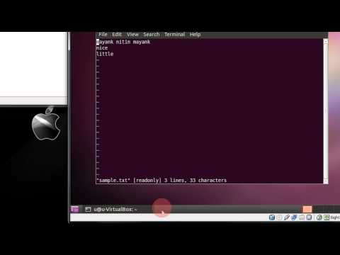 Open a file in vi or vim editor In Read ONly Mode Linux Or Ubuntu Step By Step Tutorial