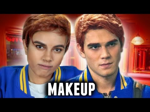 ARCHIE ANDREWS MAKEUP TUTORIAL! | Riverdale/Archie Halloween Costume Idea 2017🎃