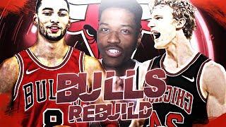 REBUILDING THE CHICAGO BULLS! | NBA 2K19 | KOT4Q