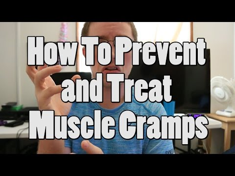 How To Prevent and Treat Muscle Cramps
