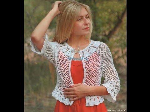 Crochet shrug| Free |Crochet Patterns|353