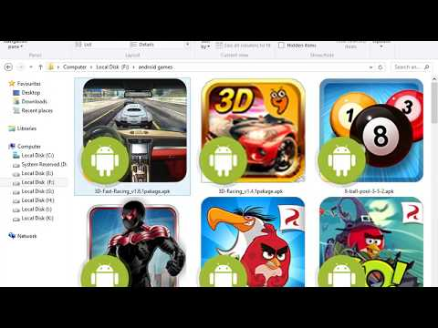 how to view apk file icon on pc - how to view apk thumbnail icon on pc - how to show apk icon on pc