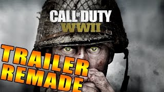 Call Of Duty WW2 Trailer remade with the Battlefield 1 trailer song