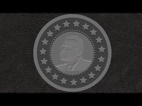 Photoshop : How To Create A Metal Coin With Your Face Engraved