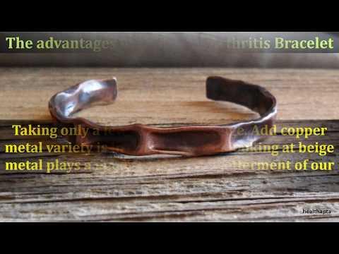 Copper Bracelet is Effective in Arthritis