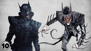 Top 10 The Batman Who Laughs Shocking Facts
