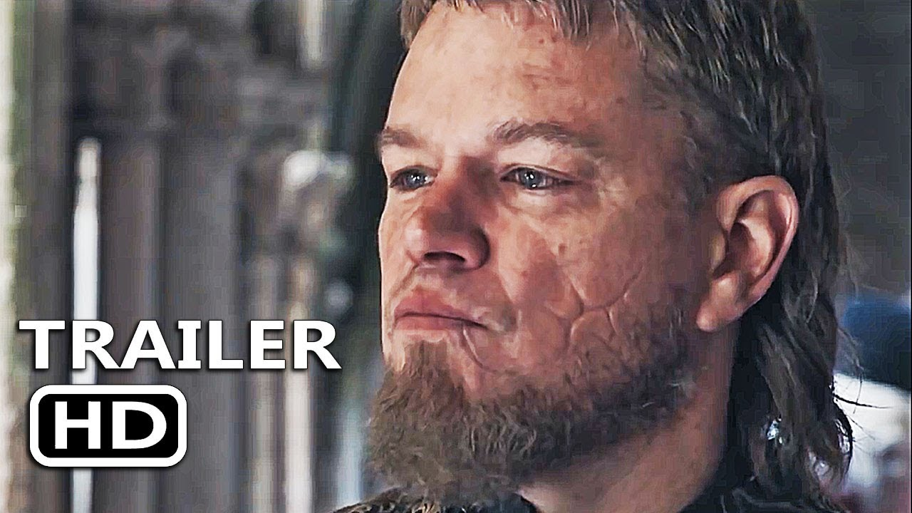 THE LAST DUEL Official Trailer (2021)