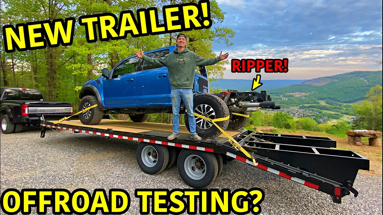 Rebuilding A Wrecked 2019 Ford Raptor Part 10