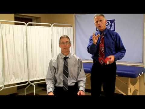 Simple Test for Vision After Stroke (Visual Field Test)