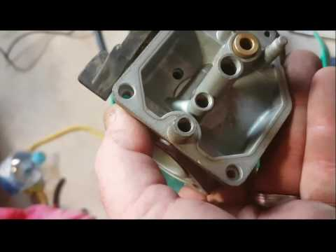 How to Build: A Simple homemade parts washer, car, motorcycle, engine parts.