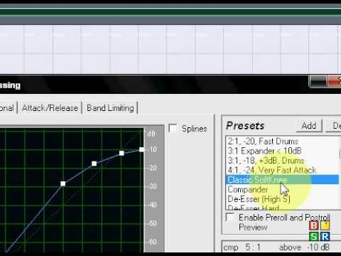 Adobe Audition 1.5 - Mixing