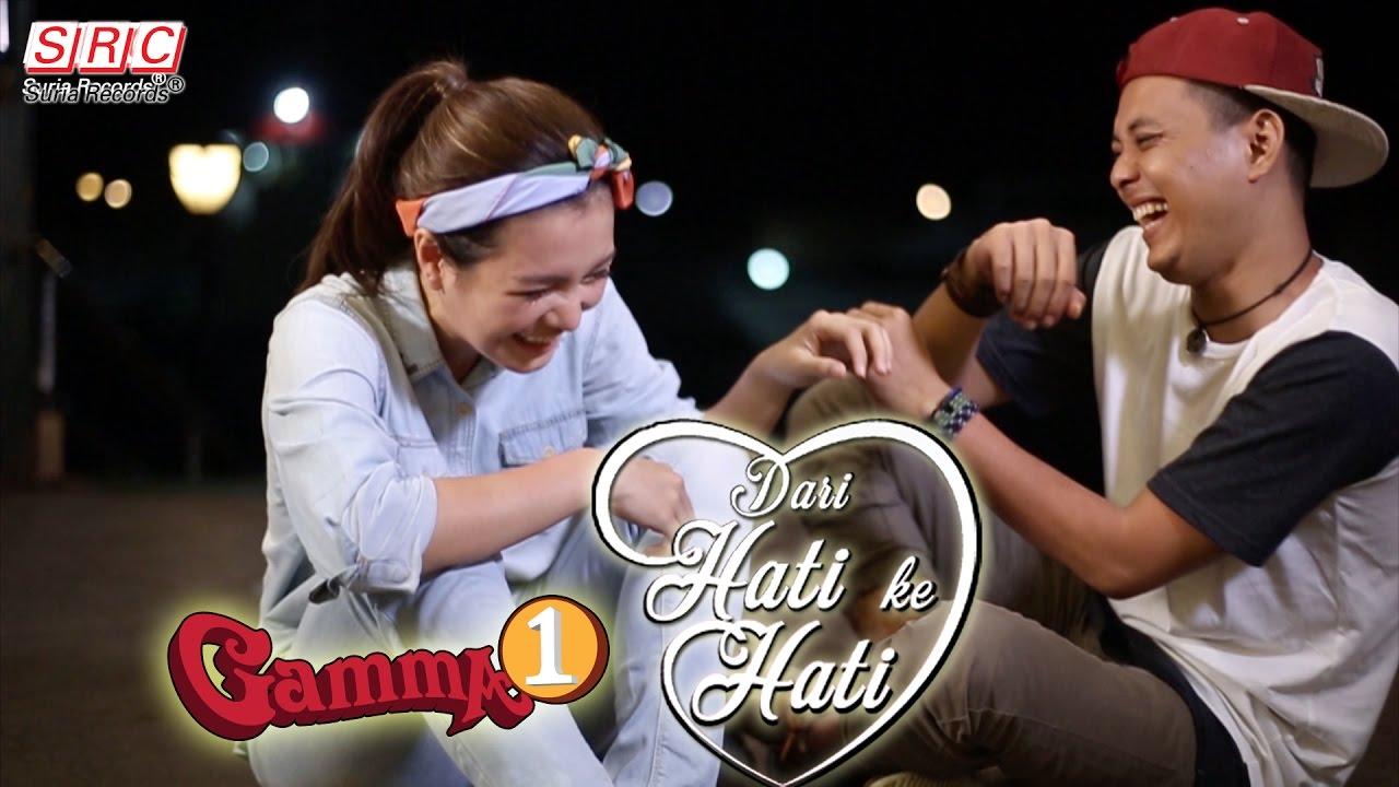 Download Gamma 1 - Dari hati Ke Hati (Official Music Video - HD) MP3 Gratis