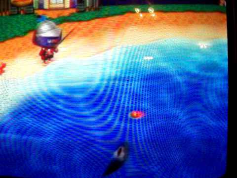animal crossing wii catching a hammerhead shark 2