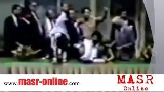تسجيل نادر جداً - المشاجرة بين القذافي و مبارك في مؤتمر القمة العربية ١٩٩٠