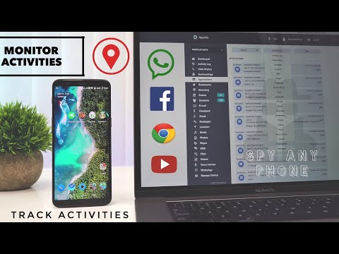 How To Track & Monitor Smartphone's Activities With Appmia
