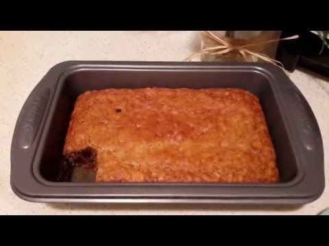 Vegan Banana Nut Bread with ENER-G Egg Replacer