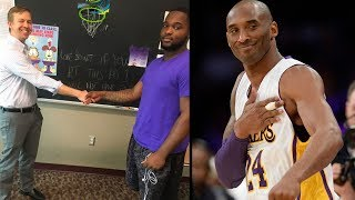 Mamba Magic! Kobe Bryant SAVES High School Class from Final Exams