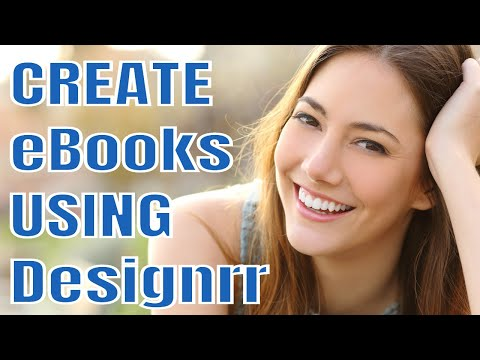 How To Create an eBook Using Designrr - Full Demo and Walk Through