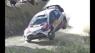 WRC Rally de Catalunya 2017 | Crazy Jumps