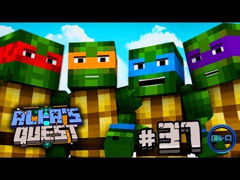 Minecraft - Ali-A's Quest #37 -