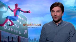 Spider man Homecoming Interview With Director Jon Watts