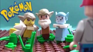Lego Pokemon Mewtwo Brick Figure Tube10xnet