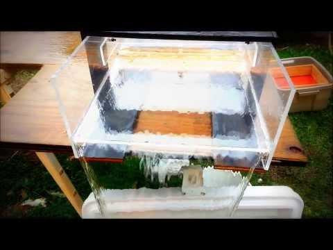 SLUICE BOX - UNDERFLOW SLUICE - REEFQEKO 4000