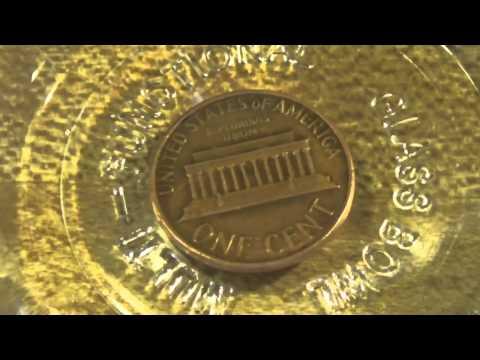 how to make a non-shiny penny shiny
