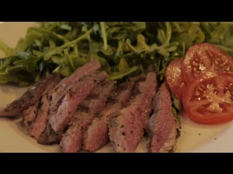 How to Cook Mexican Flank Steak : Latin Cuisine