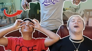 LEMON IN EYES CHALLENGE WITH SUPREME PATTY & FUNNYMIKE!