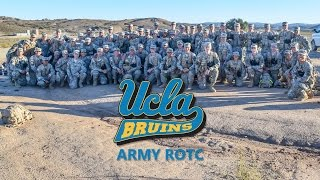Ucla Army Rotc - Fall Ldx 2015