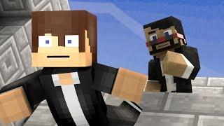 PARKOUR FAIL (Minecraft Animation)