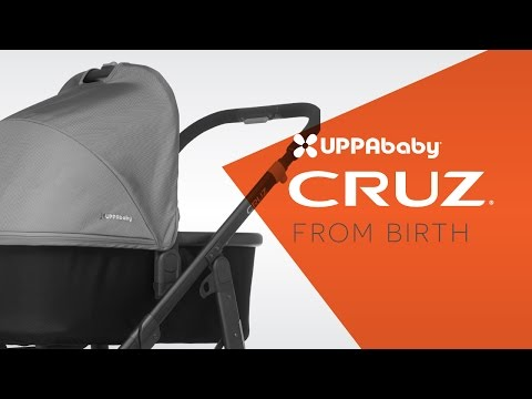 UPPAbaby CRUZ - From Birth