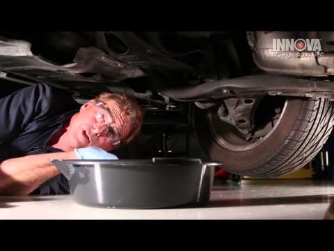 How to change Manual Transmission Fluid - 2005 Subaru Impreza