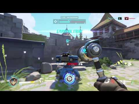 Overwatch: Reaper Trash