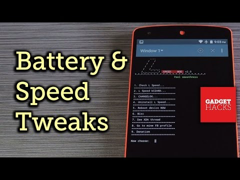 Boost Performance & Battery Life on Your Android Device [How-To]