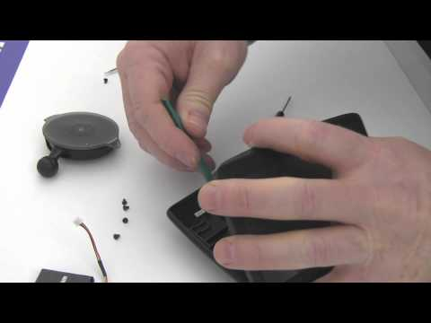 How To Replace Your TomTom Via 1505M Battery
