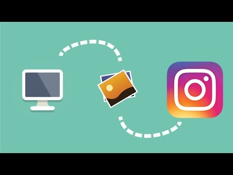 How to Upload Photo on instagram from Computer (2017/2018)
