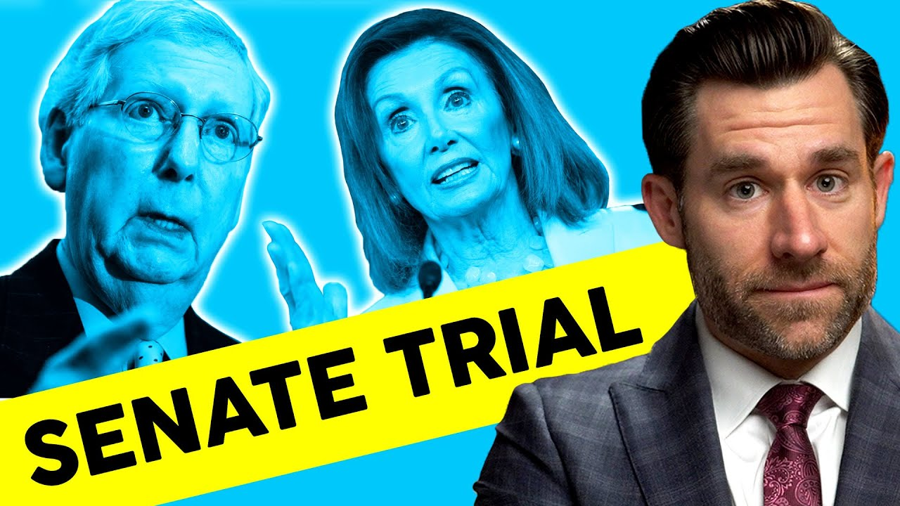 What Will the Senate Impeachment Trial Look Like? & Will It Happen? (Real Law Review)